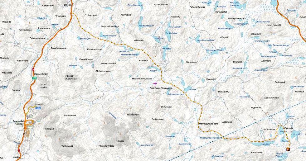 Aittajärven P-tie